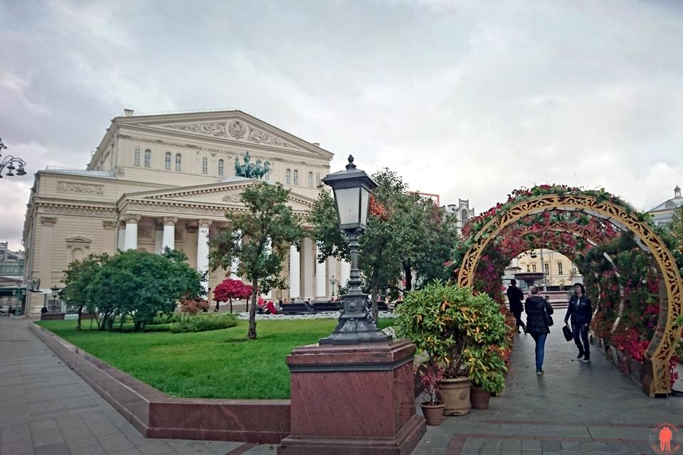 Visiter-Moscou-Bolchoi