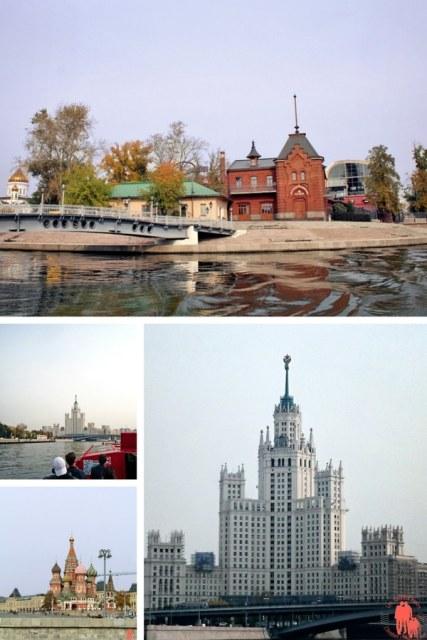 Visiter Moscou - Moskova Croisiere
