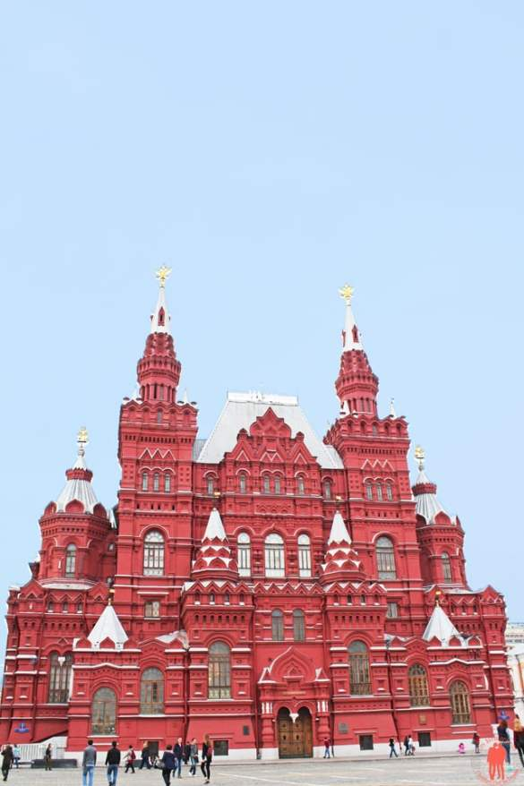Visiter Moscou : L'essentiel de la capitale Russe en quelques jours