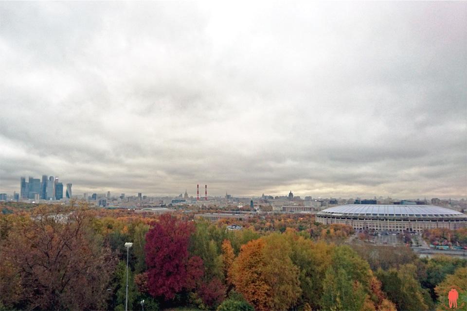 Visiter Moscou stade Lukzhniki Mondial 2018