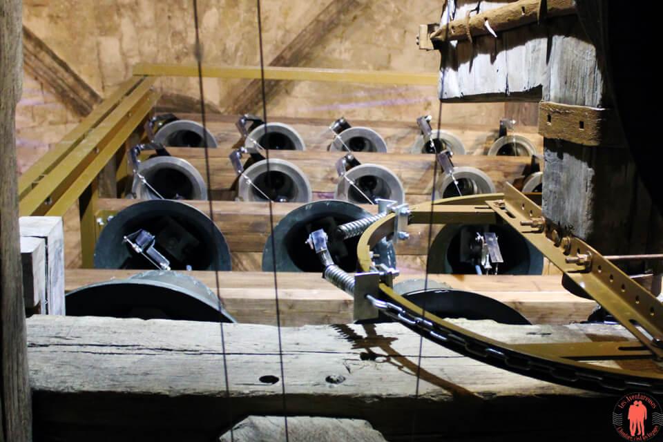 Carillons Collégiale-ND-Villefranche-de-Rouergue