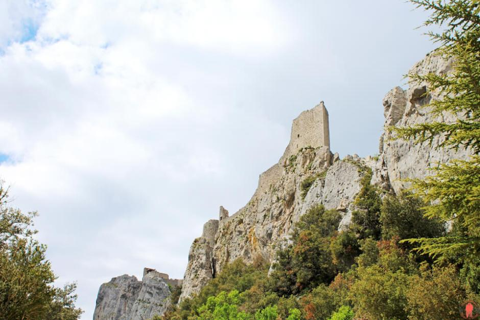 Peyrepertuse - Châteaux Cathares