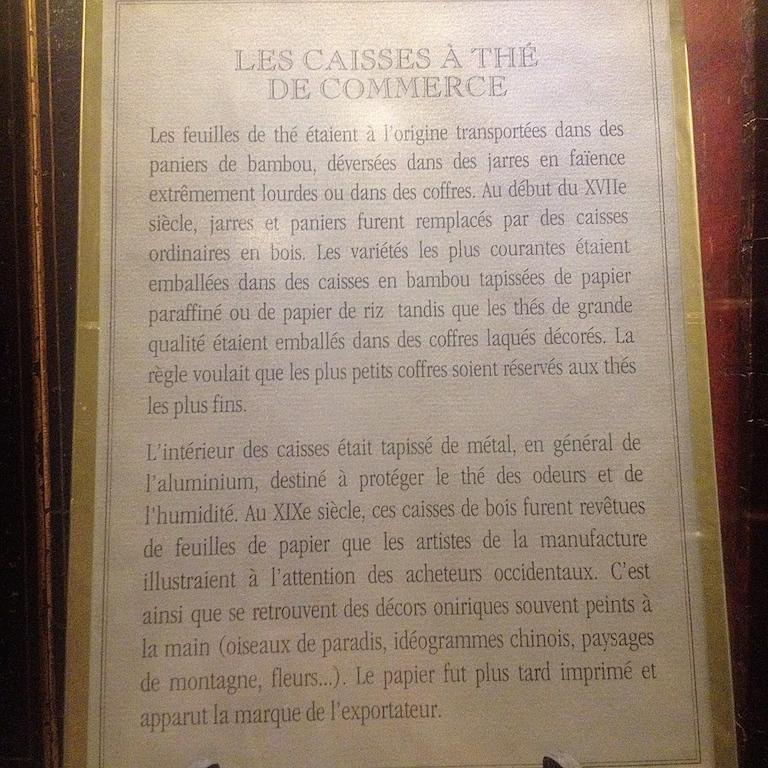 Musée du thé 22