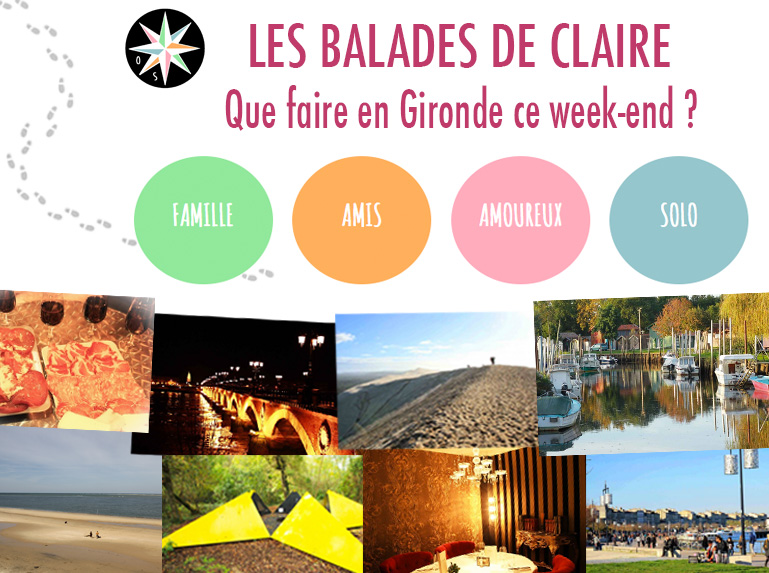 Que faire en Gironde ce week-end ?