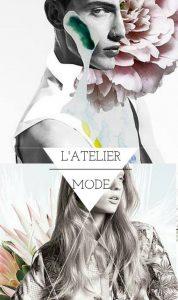 logo atelier mode