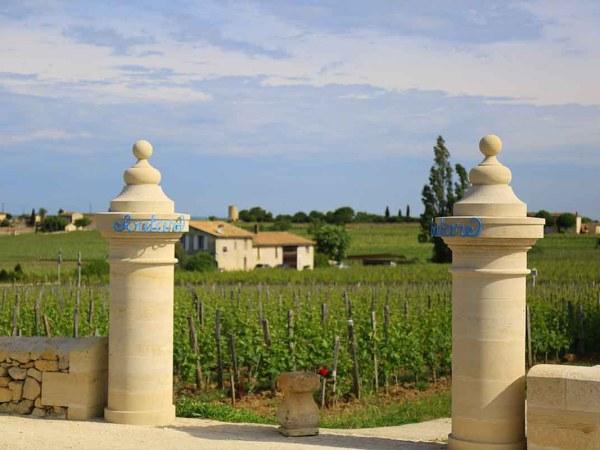 Le Chateau Soutard à Saint Emilion