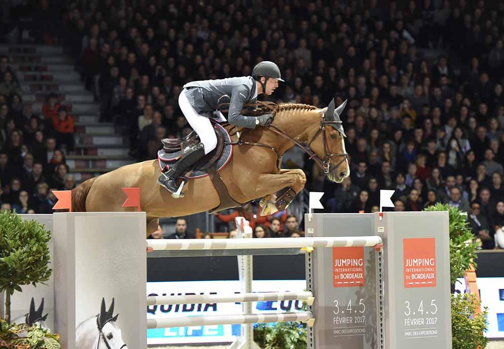Jumping International de Bordeaux