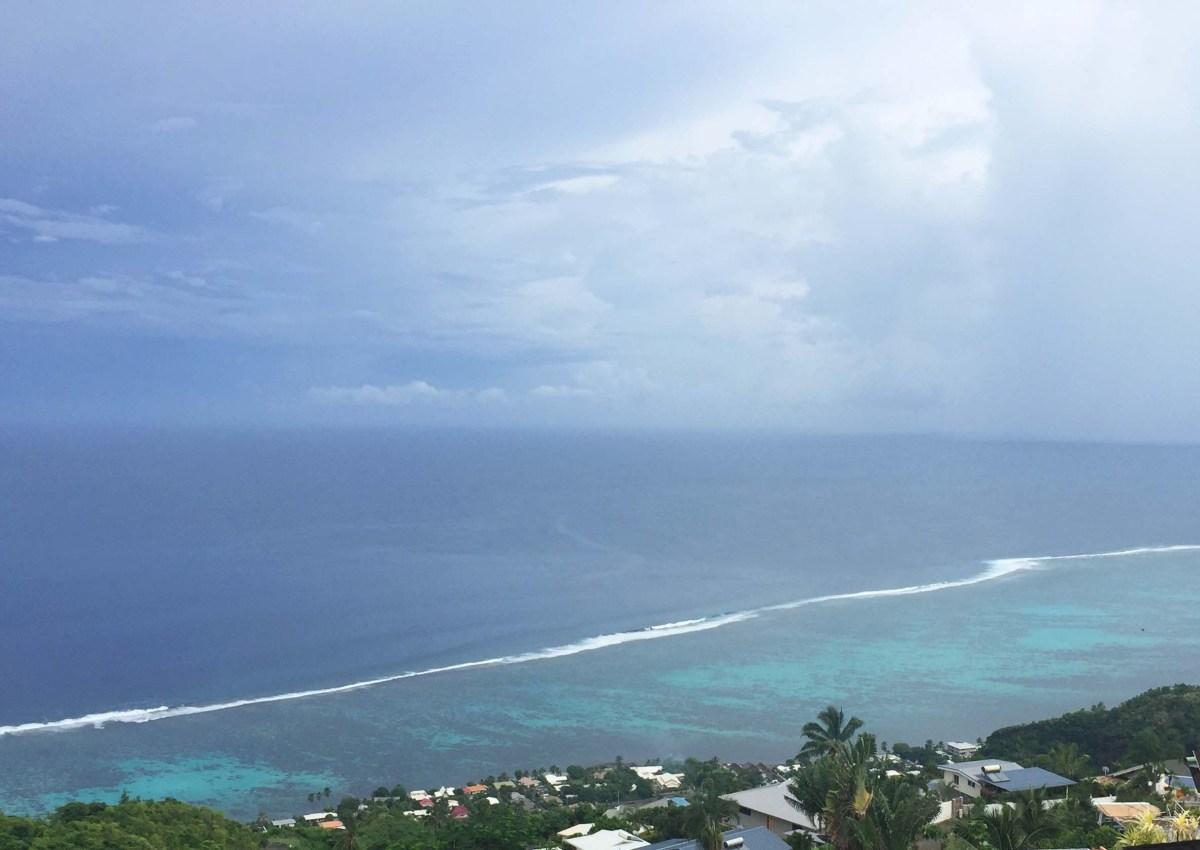 Séjour d'un mois à Tahiti