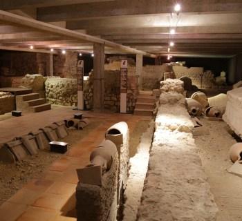 Visite souterraine de Bordeaux
