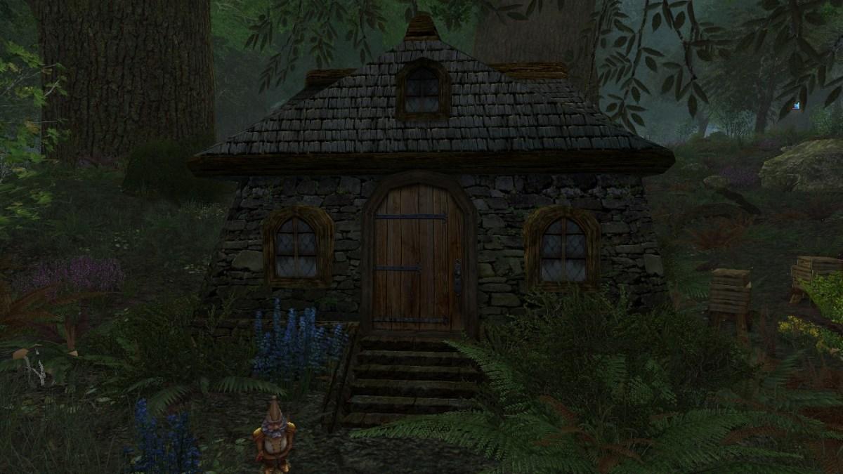 Easter Egg, épisode 2: Les maisons de l'Estfolde