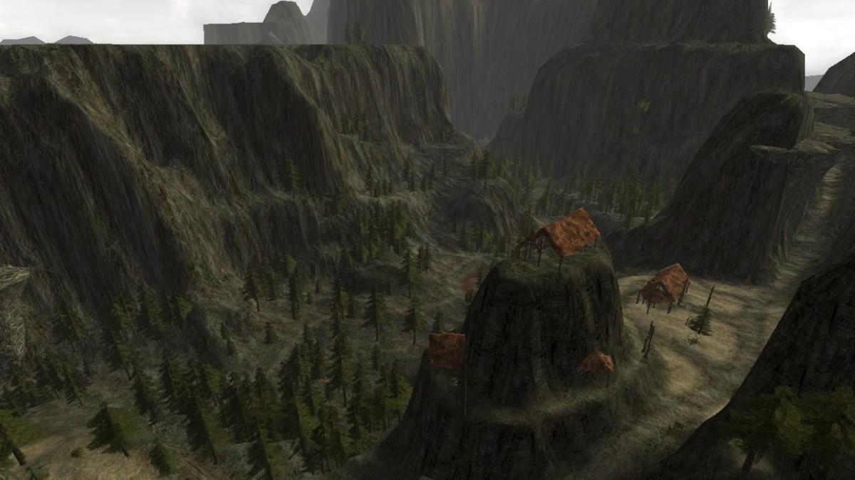 Abum – Le Mur des Ombres