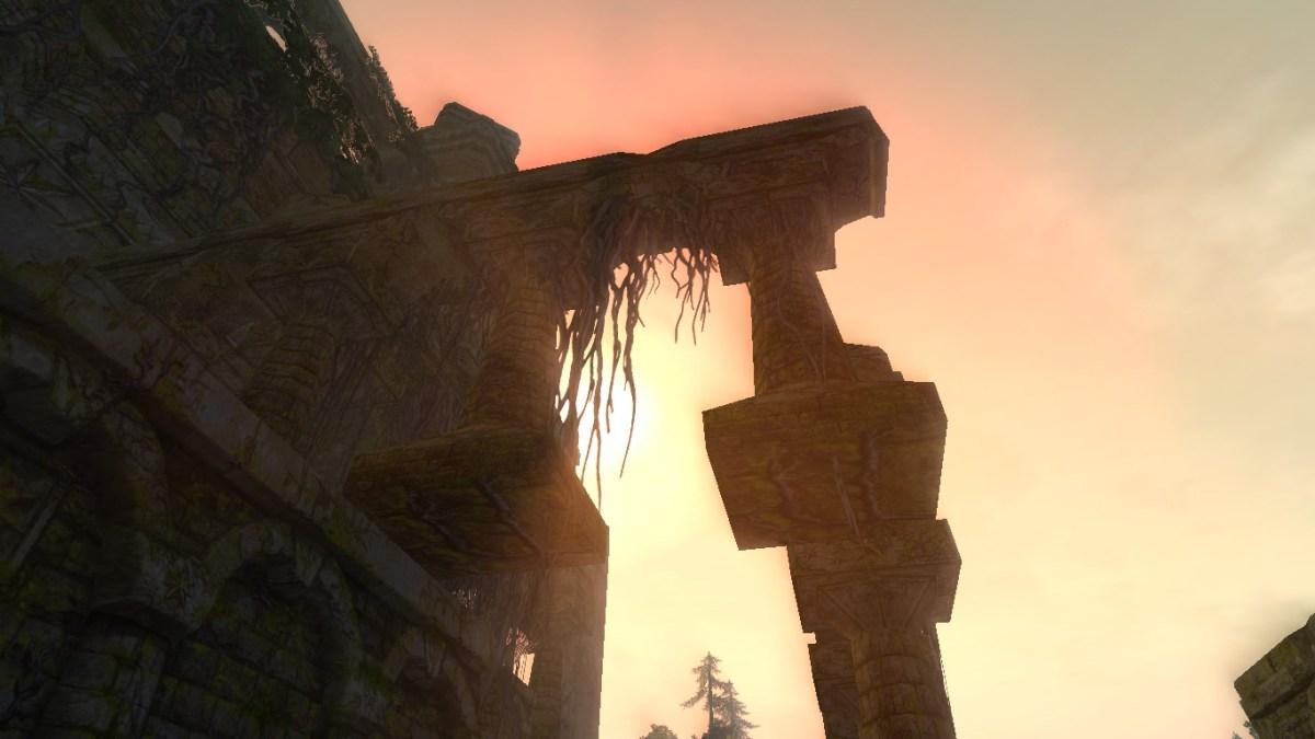 Trouée des Trolls, Partie 4: Temple Perdu