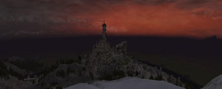 Album – Minas Tirith: La route secrète