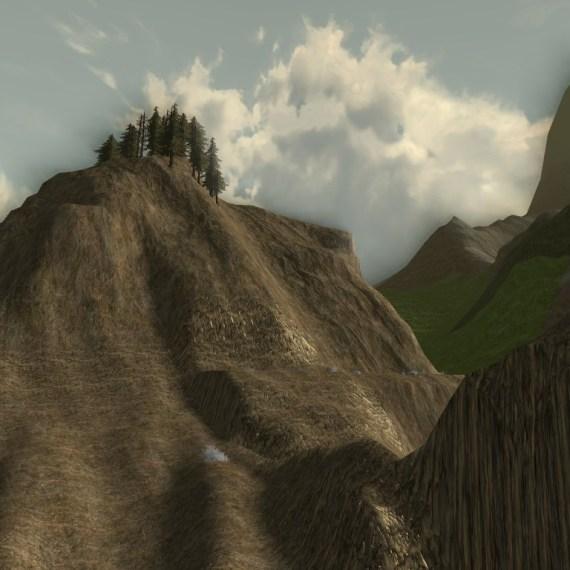 Le Cœur des Montagnes