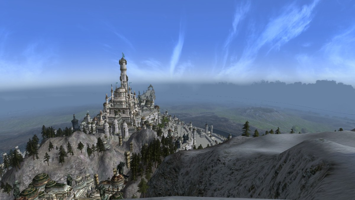 Timelapse #2 - Réveil à Minas Tirith