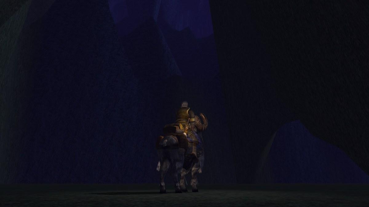 La Caverne d'Argent