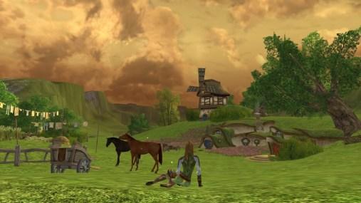 Village Hobbit présenté à l'E3.