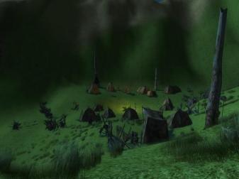 Campement à l'Ouest d'Ered Luin