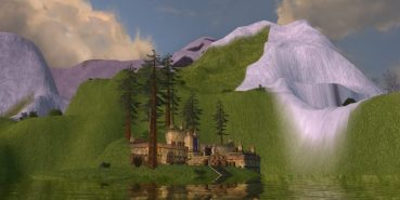 Encore une forteresse cachée... (Ered Luin)