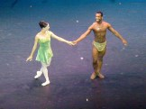 Viengsay Valdés et Osiel Gouneo (Diane et Actéon)