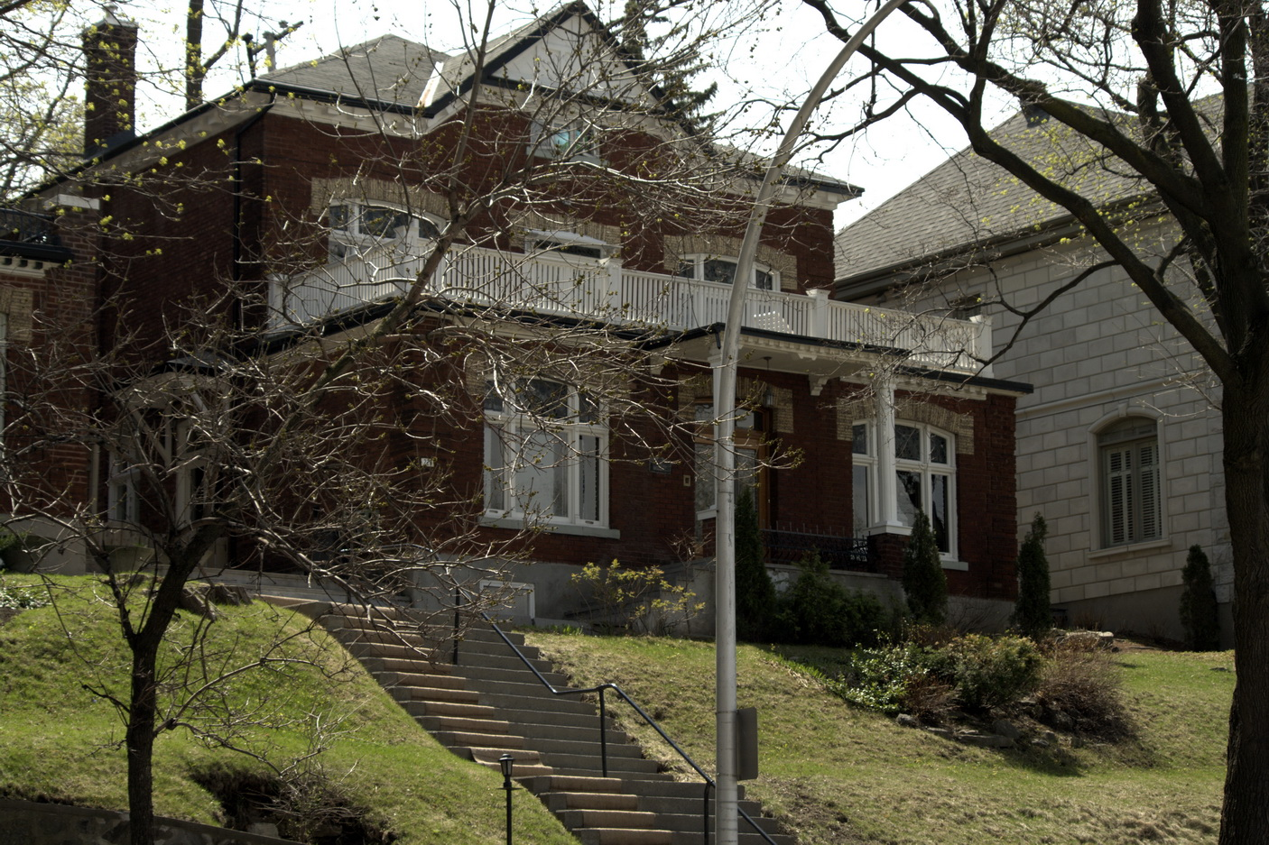 Au temps où une certaine architecture enrichissait nos quartiers.