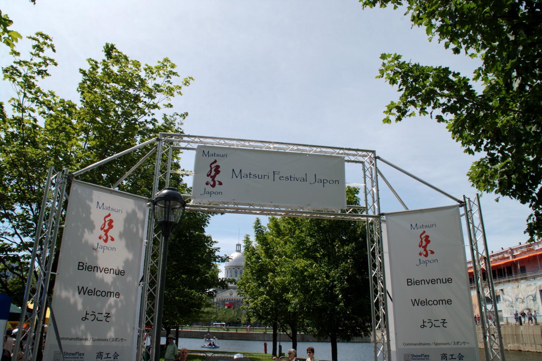 Le Matsuri Japon est un événement annuel à l'image des festivals traditionnels japonais. C'est une façon de faire connaître la culture japonaise aux Montréalais et aux multiples touristes