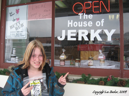 Heaven:  A Whole Store Dedicated to Jerky - Click to see normal size and more of this gallery.