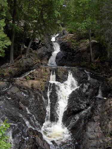 Crystal Falls, Hiawatha