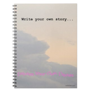 """Write Your Own Story"""