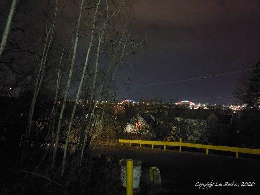 International Bridge between Sault Ste Marie, Ontario CANADA and Sault Ste Marie, Michigan, USA