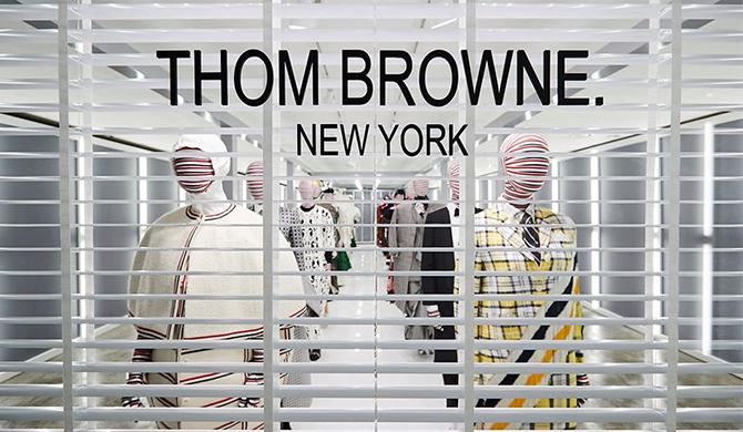 Thom Browne eyewear lunettes Les Belles Gueules opticien Bordeaux