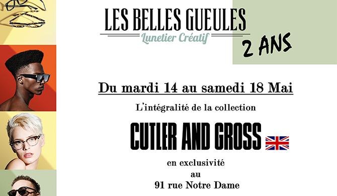 Le Belles Gueules Chartrons opticiens bordeaux 2 ans