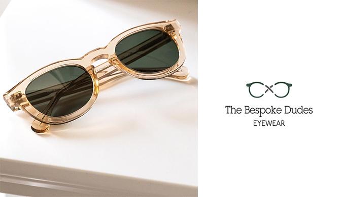 The Bespoke Dudes eyeawear lunettes Les Belles Gueules opticien Bordeaux