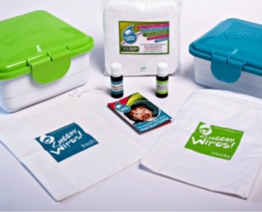 All-in-one Baby Wipes Kit
