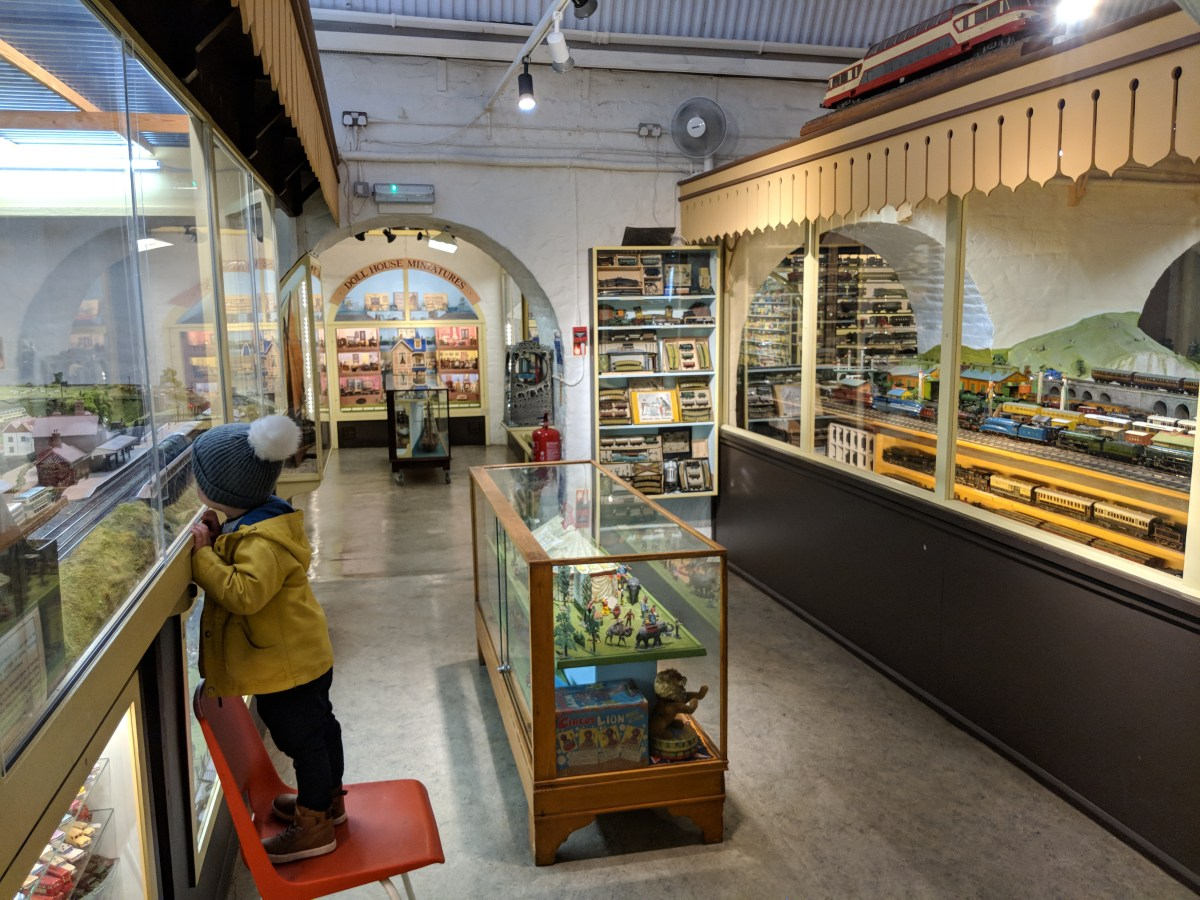 Days Out: Brighton Toy and Model Museum