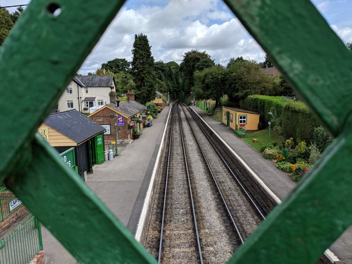 Days Out: The Watercress Line Steam Railway (Mid Hants Railway)