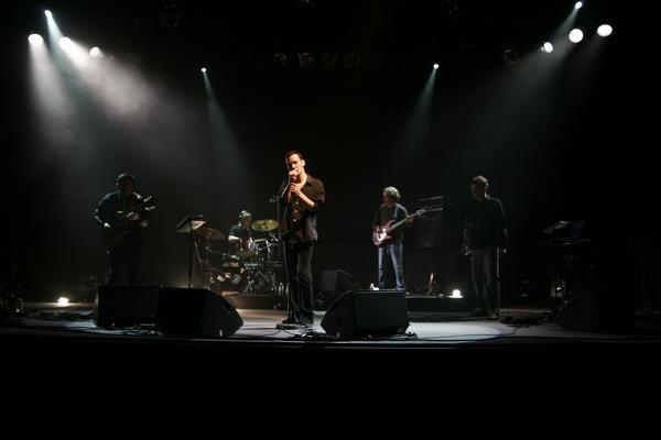 electrod en concert dans le cadre du festival Les berniques en Folie à l'Ile d'Yeu