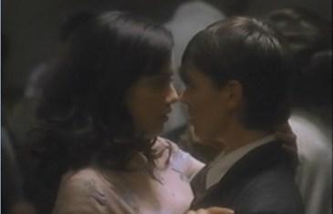 lesbian in navy, lesbian soldier, lesbian kiss, lesbian dancing, homophobia relationship, discover of lesbianism, lesbian movie
