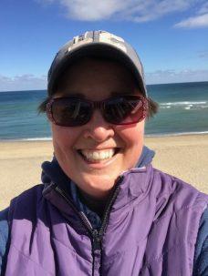 TB at Beach