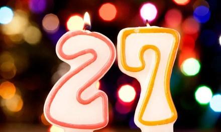 Feliz Cumpleaños a mi