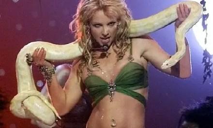 El triste regreso de Britney Spears a las pantallas