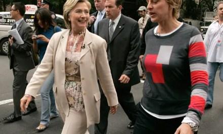 Hillary Clinton y Ellen Degeneres juntas en Nueva York