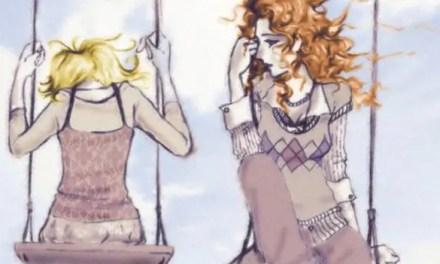 10 ilustraciones lésbicas que me encantan