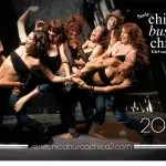 Chica busca Chica: making of del calendario