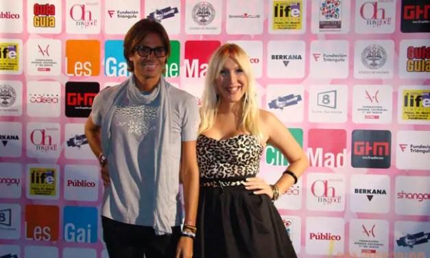 Marina San José y Carlota Olcina reciben premio honorífico del LesGaiCineMad