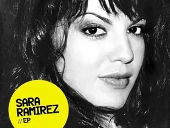 Sara Ramirez estrena su EP en iTunes