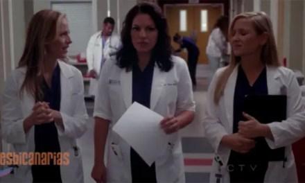 Callie y Arizona resumen de episodio 8×19 Anatomía de Grey