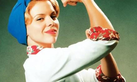 Betty y Kate resumen de episodio 1×01 Bomb Girls
