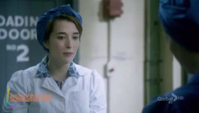 Kate preparada para examinarse