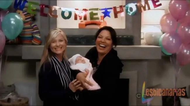 Callie, Arizona y Sofia